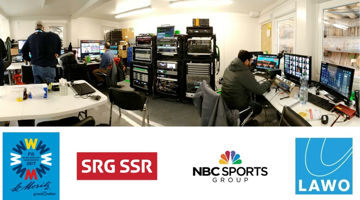 NBC Sports and the progress of `At-Home´ Production