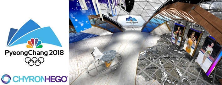 NBC OLYMPICS SELECTS CHYRONHEGO FOR ITS PRODUCTION OF 2018 OLYMPIC WINTER GAMES IN PYEONGCHANG