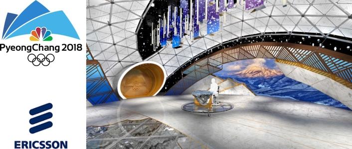 Ericsson to provide NBC Olympics video encoder technology