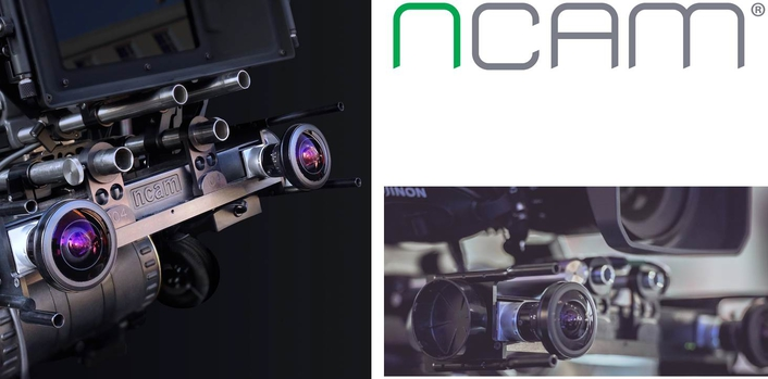 Ncam's real-time camera tracking technology for augmented reality is recognised for enhancing the viewer experience
