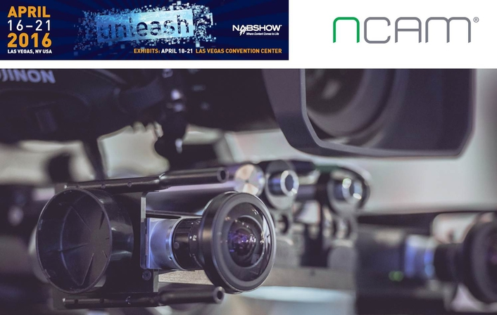 Ncam demonstrates integration with Unreal Engine at NAB 2016