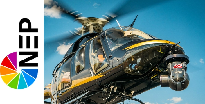 NEP Group Signs Agreement to Acquire Aerial Video Systems