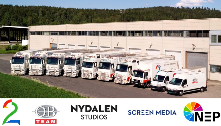 NEP Finalizes Services Agreement with TV 2 and Acquires OB-Team