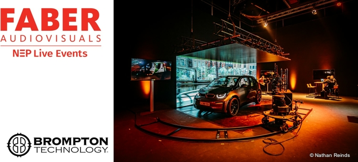 Brompton Technology and Faber AV offer sneak peek into the future of Virtual Production