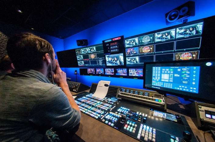 Cloud Production centralises resources so that they can be shared more efficiently and used sustainably across productions