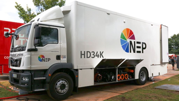 At IBC 2016 NEP Europe Ordered Five New UHD OB Vans from Broadcast Solutions