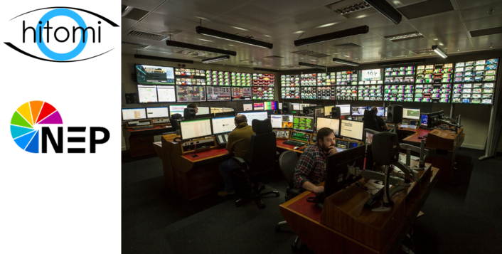 NEP Connect adds Hitomi MatchBox to its MediaCity Network Operations Centre