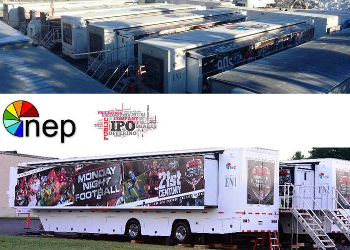 NEP provides the technology and know-how to enable clients to produce the worlds' biggest live and broadcast events around the globe