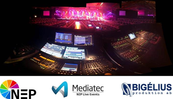 NEP Via Mediatec Solutions to Acquire Bigélius Produktion