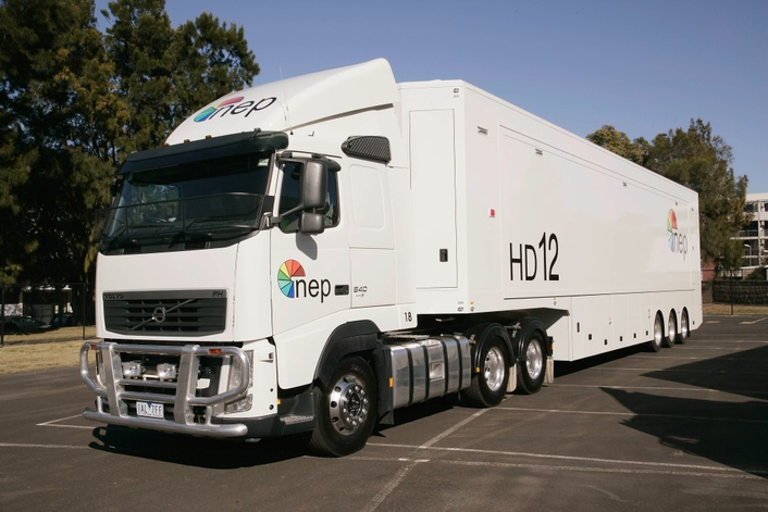 NEP's first 4K super truck to launch in Melbourne