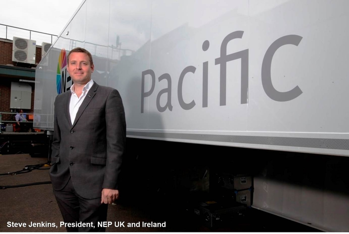 NEP UK PRESENTS FOUR NEW UHD OUTSIDE BROADCAST TRUCKS
