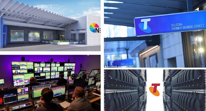 NEP Australia and Telstra Deliver World's First Trans-Pacific Remote Production