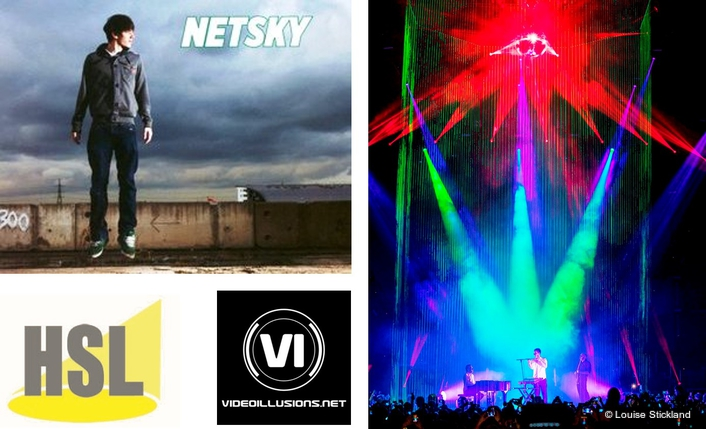 Only Lives Today with Netsky