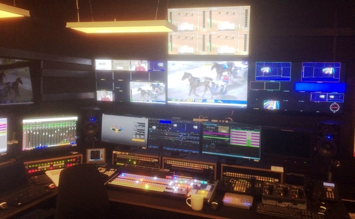 HDR Denmark uses Nevion IP remote-production solution for live horse racing coverage