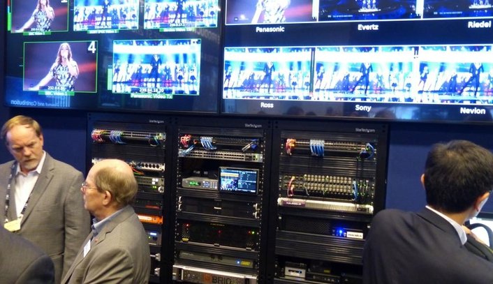 Sony continues to invest in interoperability with new IP Live  SMPTE ST 2110 compliant products announced