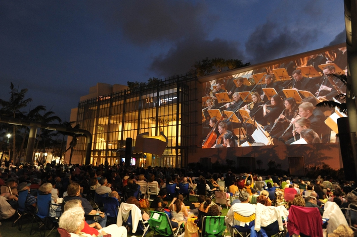 America's Orchestral Academy installs 12 HITACHI cameras in phase one of an end-to-end 4K upgrade to support its outdoor WALLCAST™ concert series and other key artistic programs