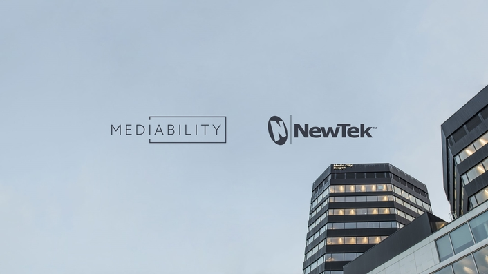 NewTek Strengthens Collaboration with Mediability in Scandinavia