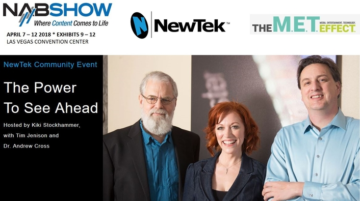 NewTek Extends Leadership Position in IP Production, Continues NDI® Innovation Path