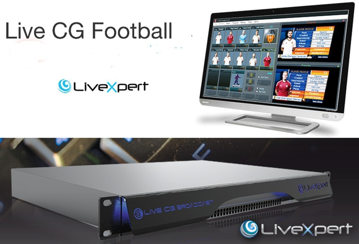 LiveXpert on NewTek NDI Central at NAB2017