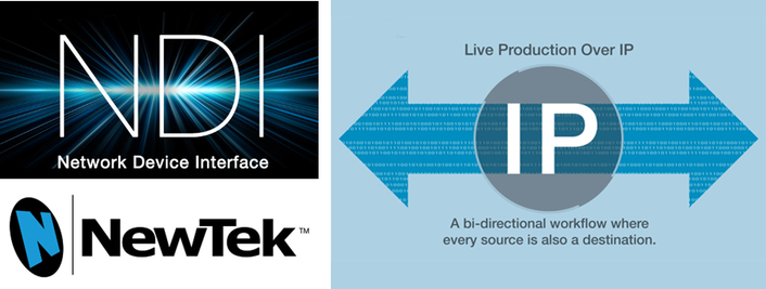 NewTek NDI Version 3 Offers the Only End-to-End IP Video Solution for Product Manufacturers