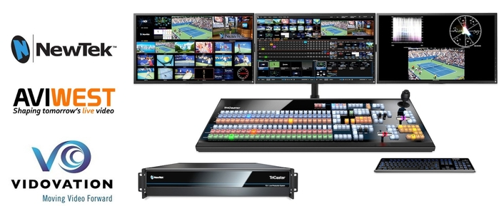 VidOvation Announces Wireless and Cellular Bundle With NewTek TriCaster® TC1 for Remote Sports Production