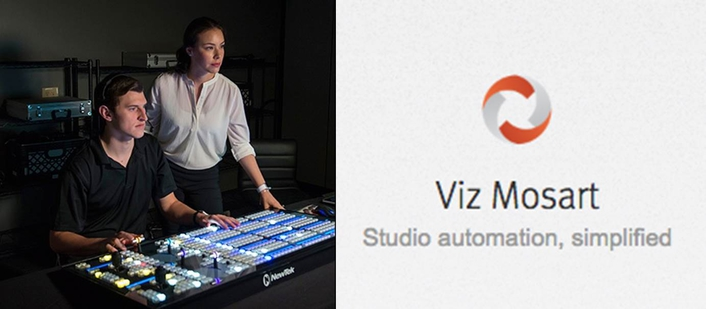 NewTek and Vizrt Announce Collaboration for IP Based Newsroom Workflows