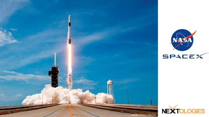 PSSI & Nextologies Partner for Live TV Production of Historic SpaceX Launch Show:  Space Launch Live (part 2): America Returns to Space