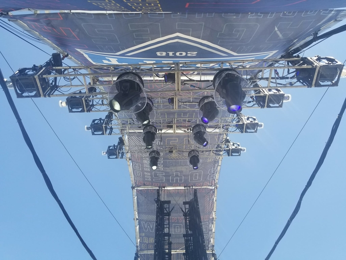 BANDIT LITES AND C3 PRESENTS BRING THE LIGHTS TO THE NFL DRAFT EXPERIENCE