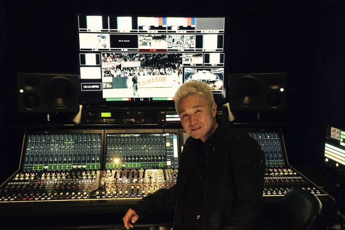 NHK Mobile Unit First in USA with Lawo mc256xt Dual Fader Console Equipped for 22.2 Channel 3D Surround Audio Production