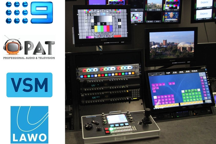 Providing facility-wide control over the new Adelaide facility, PAT supplied, configured and commissioned a large VSM system that connects all of the site's broadcast systems