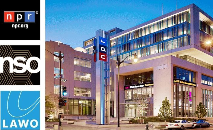 Lawo mc266 Mixes National Symphony Orchestra at NPR