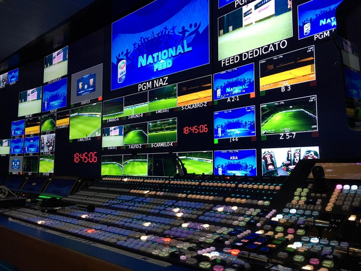 SAM's Kahuna 9600 switcher, Sirius 840 router and modular infrastructure chosen for NVP's flagship truck
