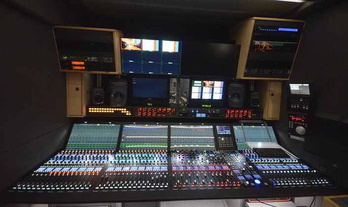 TVC builds NRK's milestone IP OB Trailer with Lawo A__UHD Core, mc²56 and VSM
