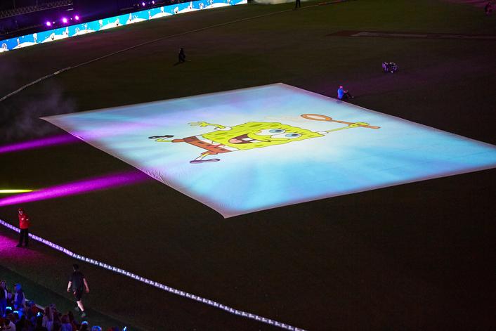 Novatech reveal the magic behind Big Bash League NYE