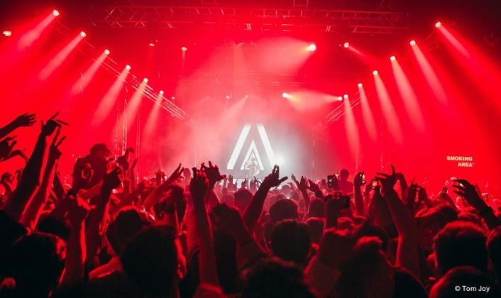 R&M Productions and Immersive Precision announce joint rebrand to Axiom Events