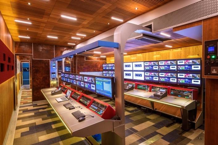 Axon enables seamless 4K upgrade of three flagship OB units
