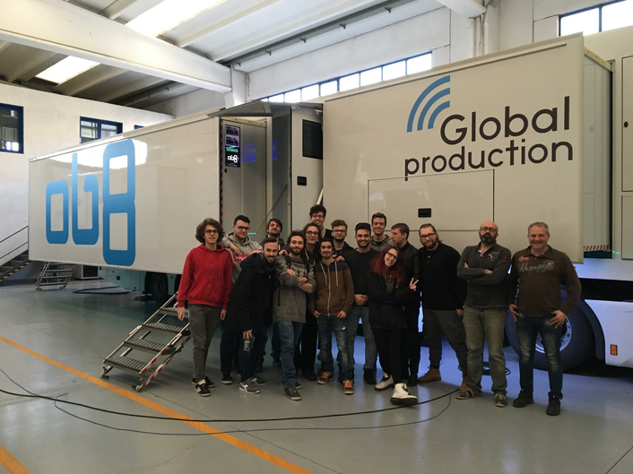 Euro Media Group S.A. (EMG) has announced the acquisition of Global Production