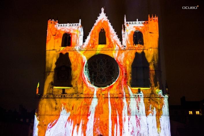 New PIXERA media server helps create award-winning projection mapping show at world's most prestigious city light festival