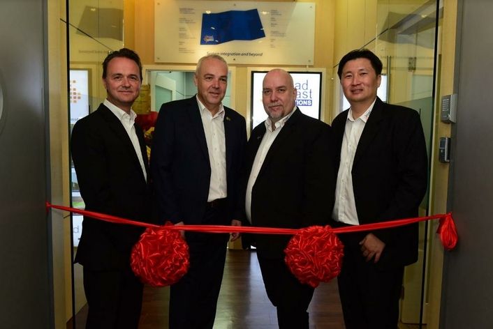 Broadcast Solutions strengthens position in Asia with new office in Singapore