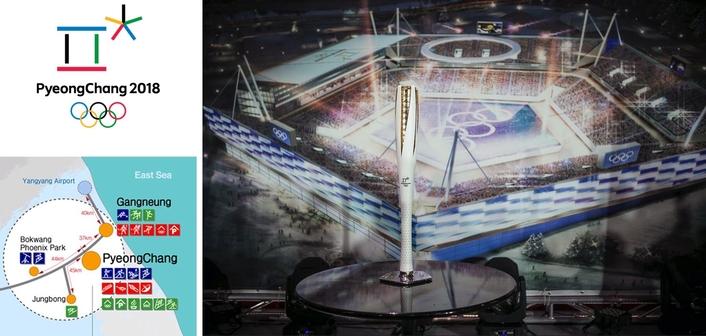 PyeongChang 2018 Olympic Flame-Lighting Ceremony