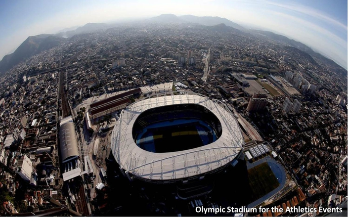 Olympic Sports Venues in Rio