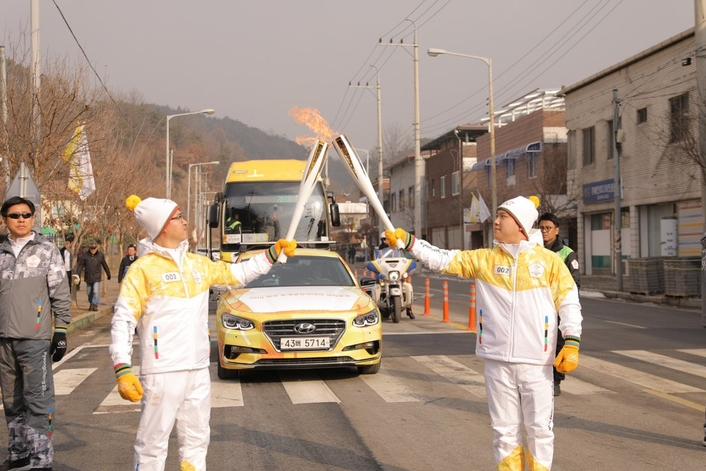 Olympics 2018: Teradek Bond Streams the Official Torch Relay to Pyeongchang