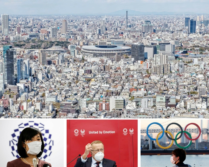 IOC and IPC respect and accept Japanese decision on overseas spectators