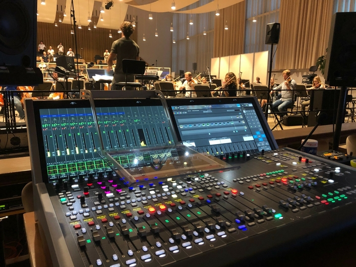 Zurich Opera House Uses Lawo IP Technology to Enable Remote Production