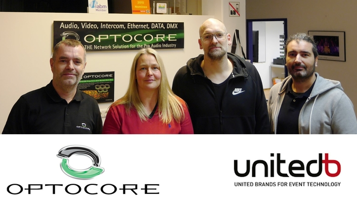 OPTOCORE APPOINTS UNITED BRANDS AS NEW GERMAN DISTRIBUTOR