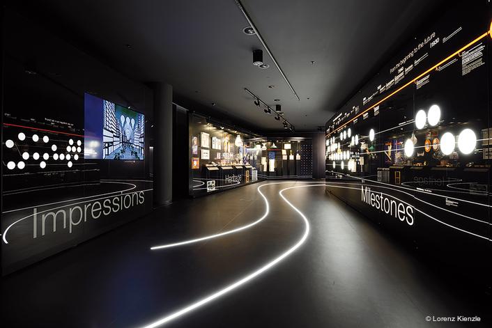 Prolight + Sound 2020: 'Sinus - Systems Integration Award' for Osram World of Light in Munich