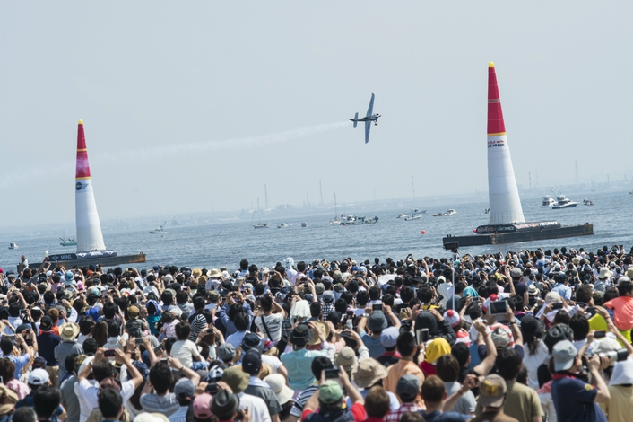 Air Racing drama returns to Japan 4-5 June