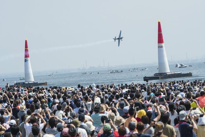 Air Racing drama returns to Japan 4-5 June