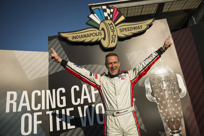 Germany's Dolderer clinches Red Bull Air Race World Championship with historic Indy win