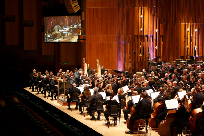 BROADCASTING BACH AT THE BARBICAN